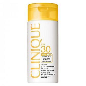 Clinique Mineral Crema solar para el cuerpo SPF30 125 ml