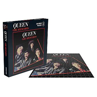 Queen Jigsaw Puzzle Greatest Hits Album Cover nye officielle 500 Piece