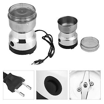 Electric Coffee Grinder Stainless Steel, Bean Grinding Machine, Home Kitchen