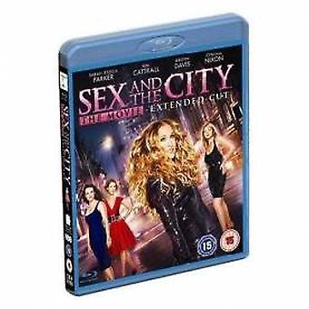 Sexo y la ciudad La película extended cut Blu-ray