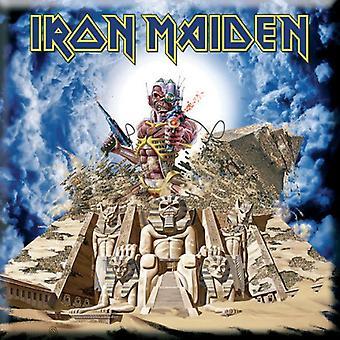Iron Maiden - Et sted tilbake i tid kjøleskap magnet