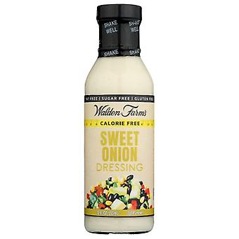 Walden Farms Drssng Cf Jersey Swt Onio, Case of 6 X 12 Oz