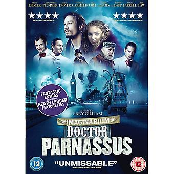 Imaginarium av Doktor Parnassus DVD