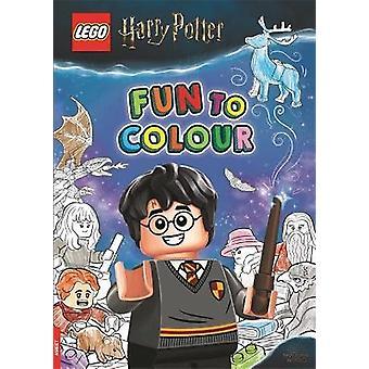 LEGO (R) Harry Potter (TM): Fun to Colour