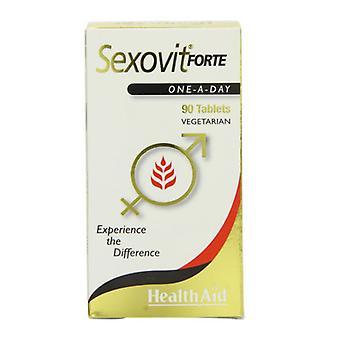 טבליות סקס-O-ויט פורטה HealthAid 90 (803450)