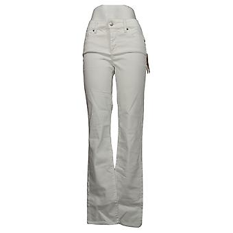 NYDJ Mujeres's Jeans Marilyn Straight Uplift Jeans Blanco A395678