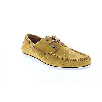 Frye Adult Mens Briggs Boat Shoe Boat Shoes Loafers & Slip Ons