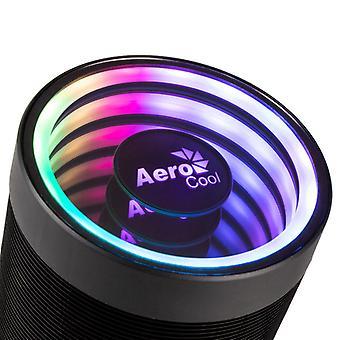 Aerocool Mirage 5 ARGB PWM CPU Cooler - Black