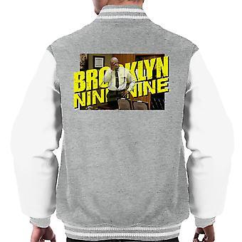 Brooklyn Ni-Ni Holt Facepalm Menn Varsity Jakke