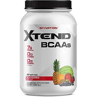 Xtend, Fruit Punch - 1296 grams