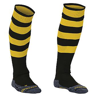 STANNO opprinnelige sokker [svart/gull] junior