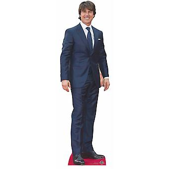 Tom Cruise Cardboard Cutout / Standee / Stand Up