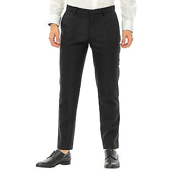 Emporio Armani Men Pants  Ankle length  Black