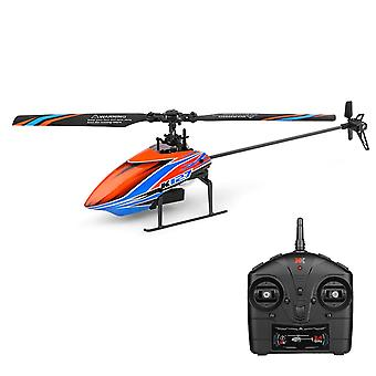 Remote control helicopters 4ch 6 axis gyro single blade rc helicopter