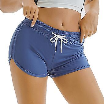 Women Yoga Shorts  Lounge Beach Hot Pants Trunks Drawstring
