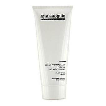 Academie Hypo-sensible Purifying & Matifying Cream (for Oily Skin) (salon Size) - 100ml/3.4oz