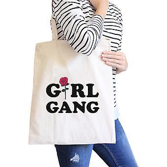 فتاة عصابة الطبيعية روز قماش أكياس جراب هدية لصديقه