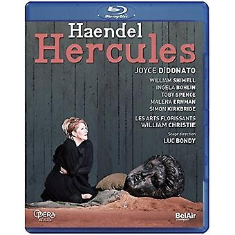 Händel: Hercules [Blu-Ray] USA import