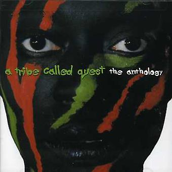 Tribe Called Quest - Anthology [CD] USA import