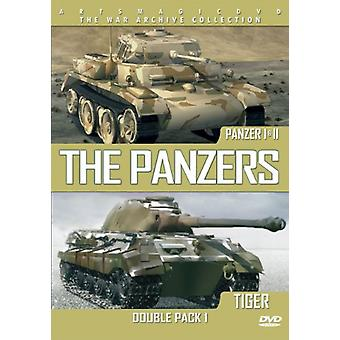 Panzers Double Pack 1 [DVD] USA import