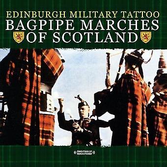 Edinburgh Military Tattoo - säkkipilli Skotlannin [CD] USA tuonti