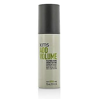 Kms California Add Volume Texture Creme (plumping And Thickness) - 75ml/2.5oz