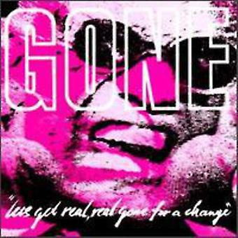 Gone - Let's Get Real Real Gone for a [Vinyl] USA import