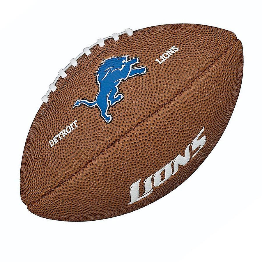 WILSON detroit lions NFL mini american football