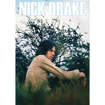 Nick Drake Field Poster Poster Print