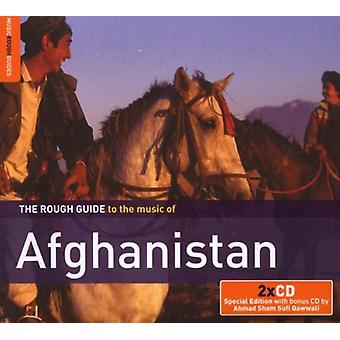Rough Guide of Music of Afgahnistan - Rough Guide of Music of Afgahnistan [CD] USA import
