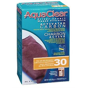 Aquaclear suodatin lisää toimia. Carbon 30