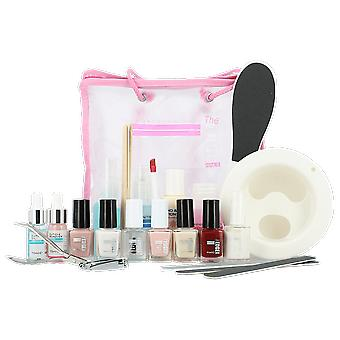 The Edge Nails Natural Manicure/Pedicure Kit