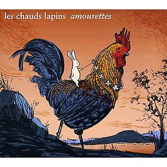 Les Chauds Lapins - Amourettes [CD] USA import