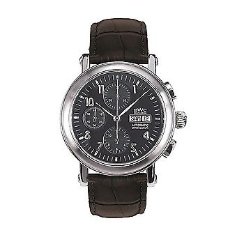 BWC mens watch automatic chronograph 20769.50.02