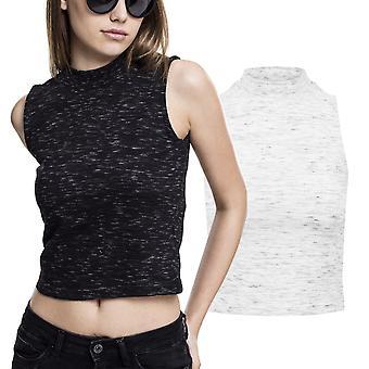 Urban classics ladies - turtle space dye top shirt