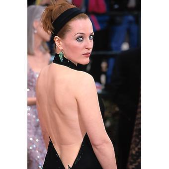 Gillian Anderson i 7nde årlig Sag Awards mars 11 2001 La av Robert Hepler kjendis