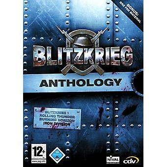 Blitzkrieg Anthology (PC) - Nouveau