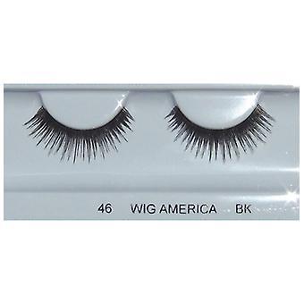 Wig wig493 America Premium falske øyevipper, 5 par