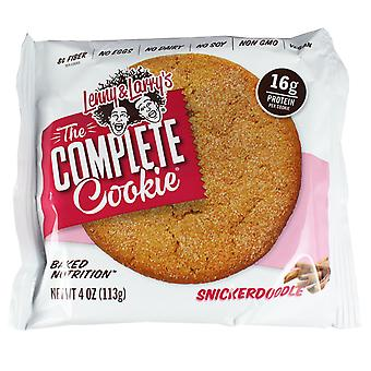Lenny & Larry's Complete Cookies In Flavour Snickerdoodle x 3 Cookies