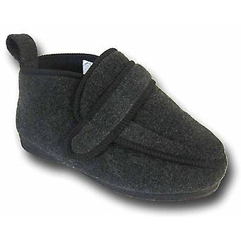 Coolers Mens CosyComfort 204 Adjustable Orthopaedic Slippers