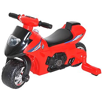HOMCOM Toddler Kids Ride On Car Motorcycle Motorbike Balance Bike Toy Boy Girl Push Along Walker