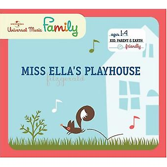 Ella Fitzgerald - Miss Ella's Playhouse [CD] USA import