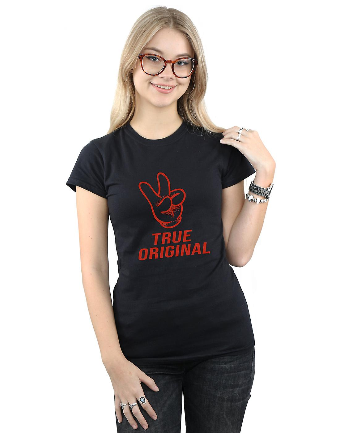 Disney Women's Mickey Mouse True Original T-Shirt