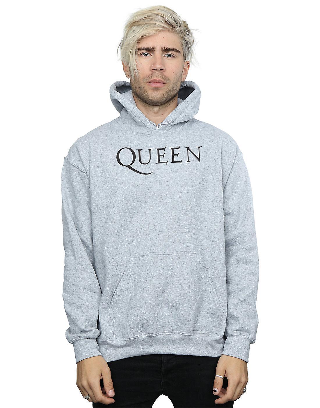 Queen Men's Mono Logo Hoodie
