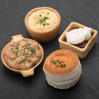 Prestige Frozen Mixed Vegetarian Canapes