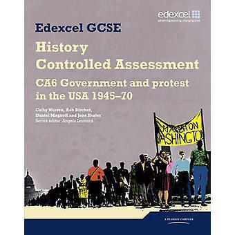 História de Edexcel GCSE - CA6 governo e protesto nos EUA 1945-70C