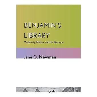 Benjamin bibliotek - modernitet - nasjon- og barokk av Jane O. N