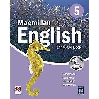 MacMillan engelska 5 - Language bokar av Mary Bowen - Louis Fidge - Liz