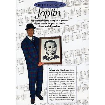 Mød Scott Joplin [DVD] USA import