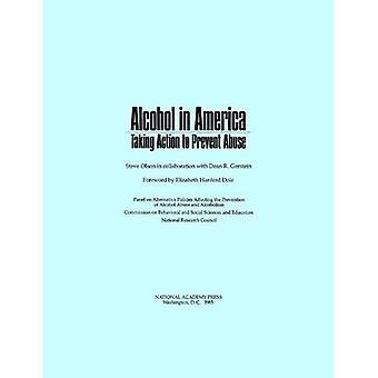 Alkohol i Amerika: tiltak for å forhindre misbruk